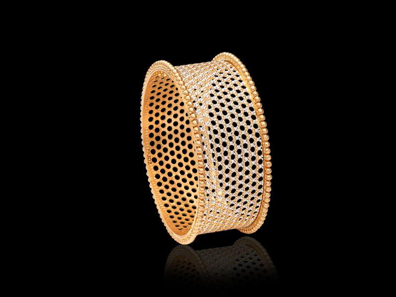 handmade gold bangles